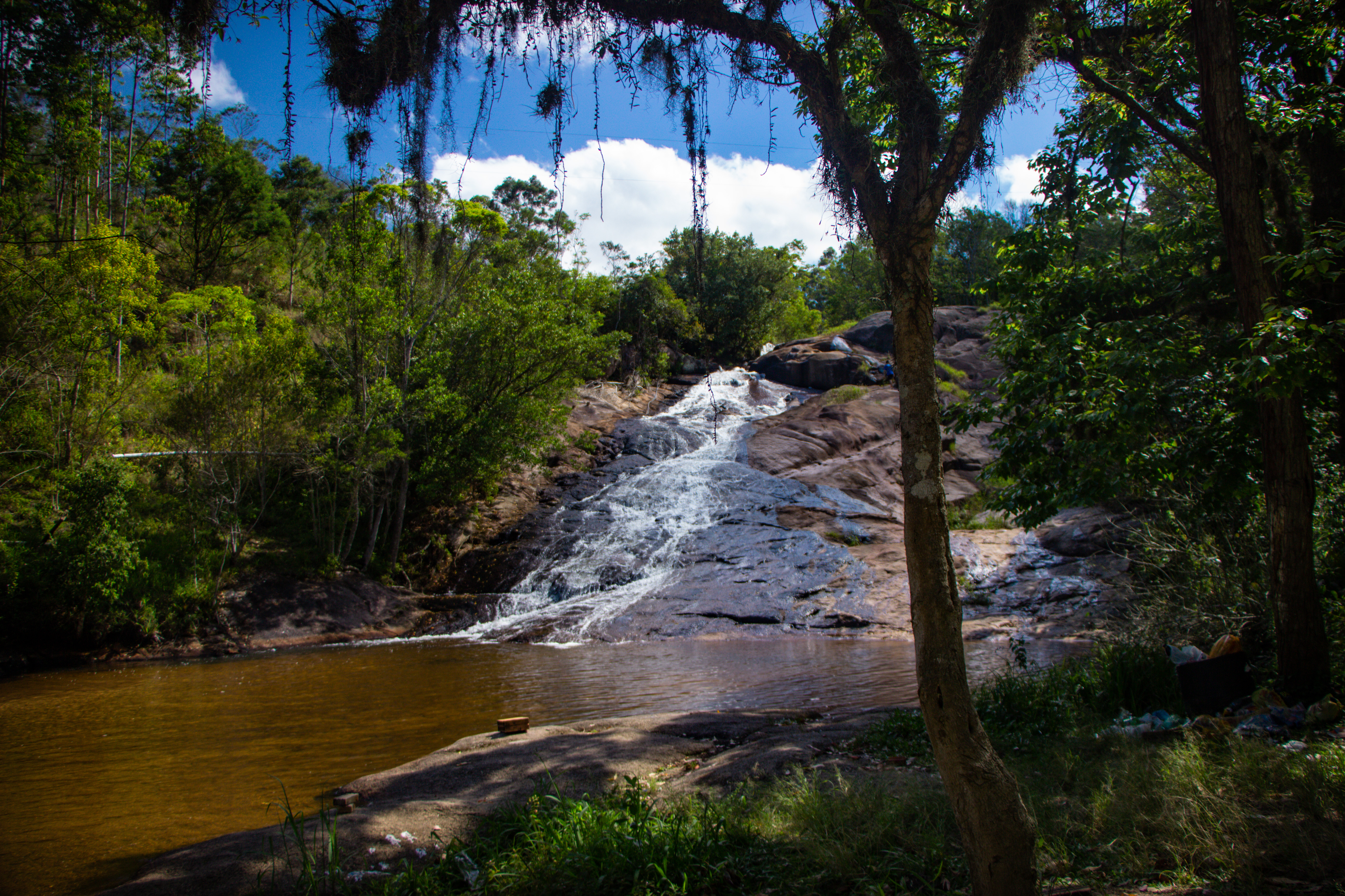 TREZE DE MAIO, Cachoeira da Bunda