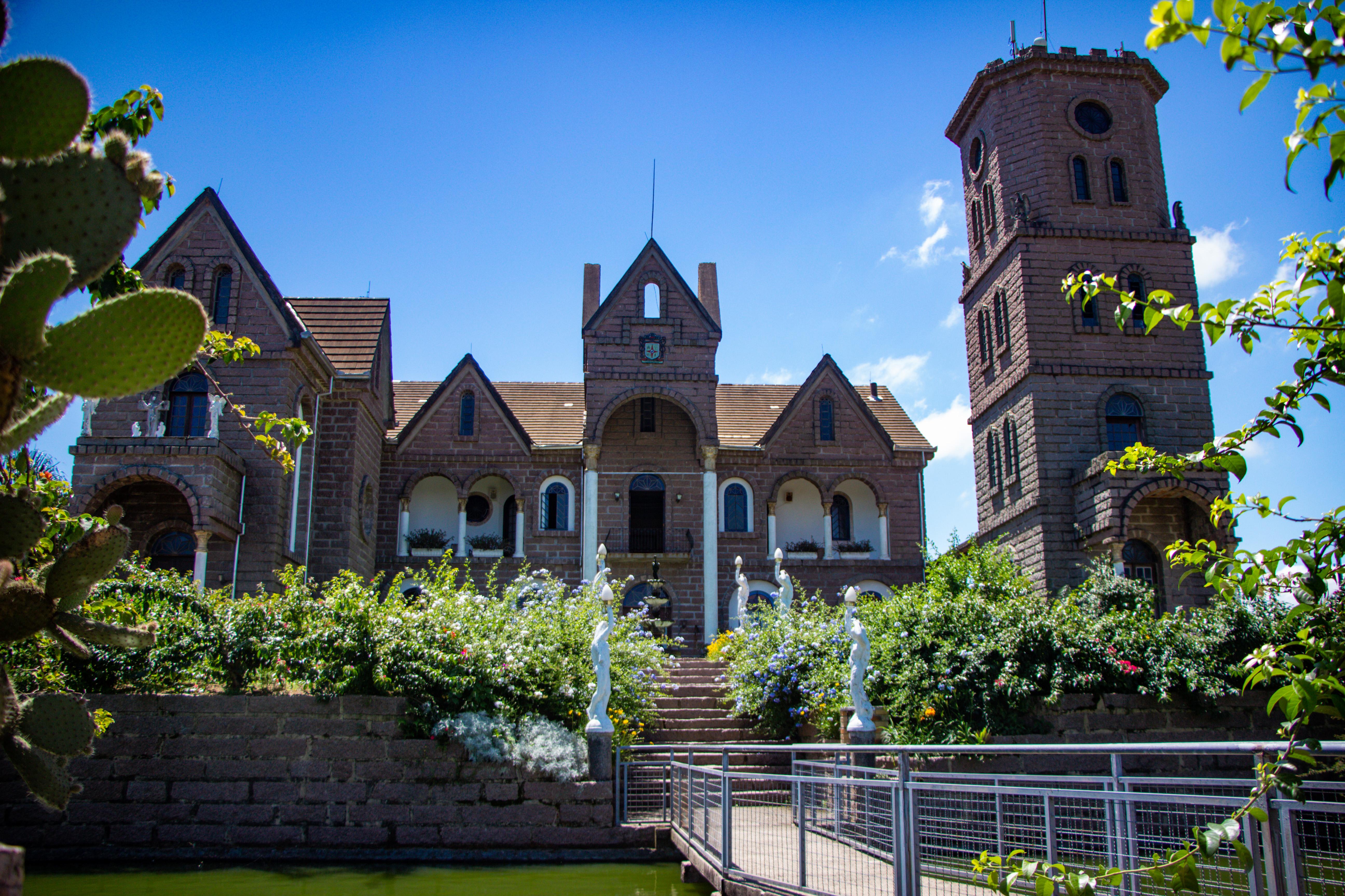 TREZE DE MAIO, Castelo Belvedere