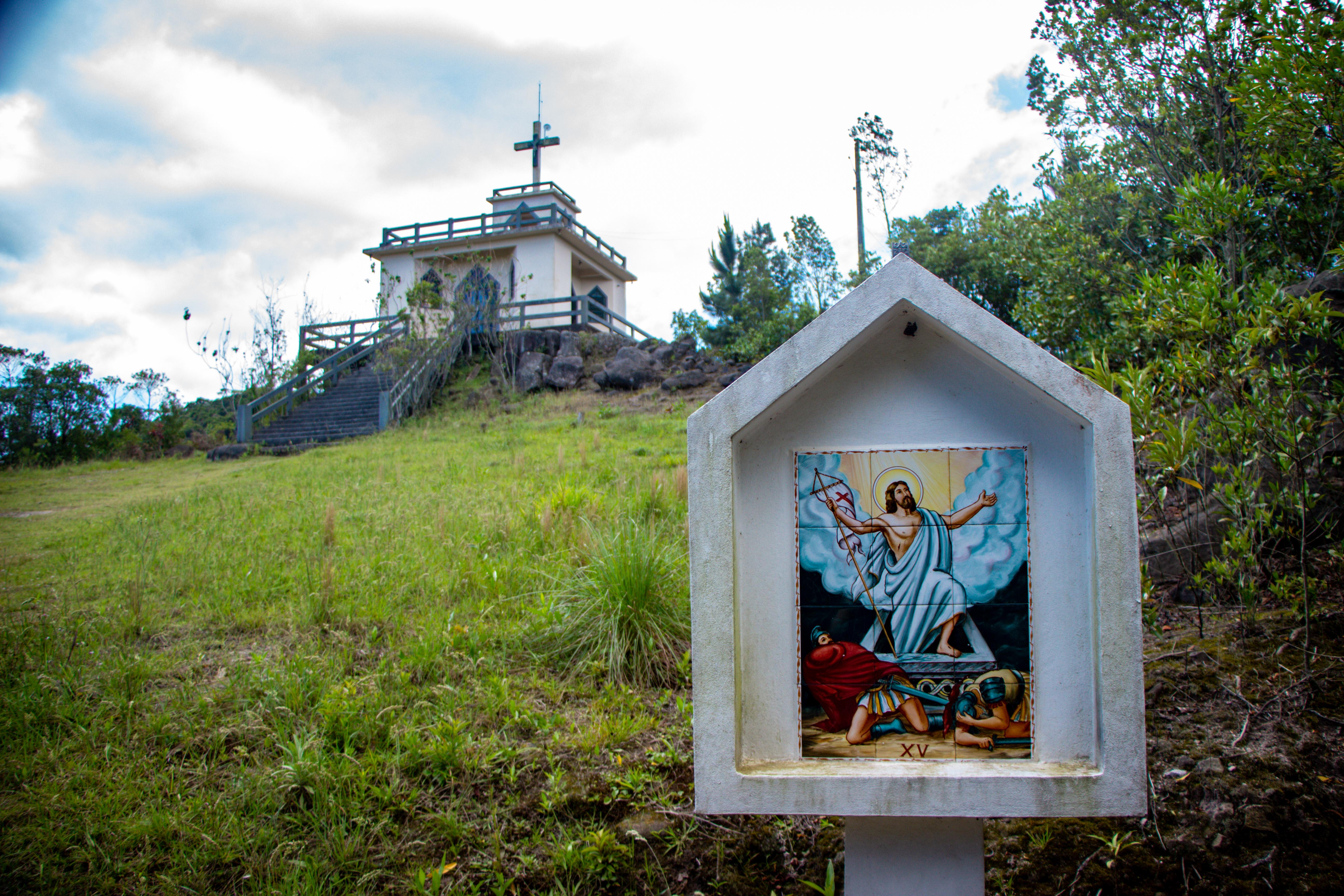 TREZE DE MAIO,Igreja Nosso Senhor dos Passos