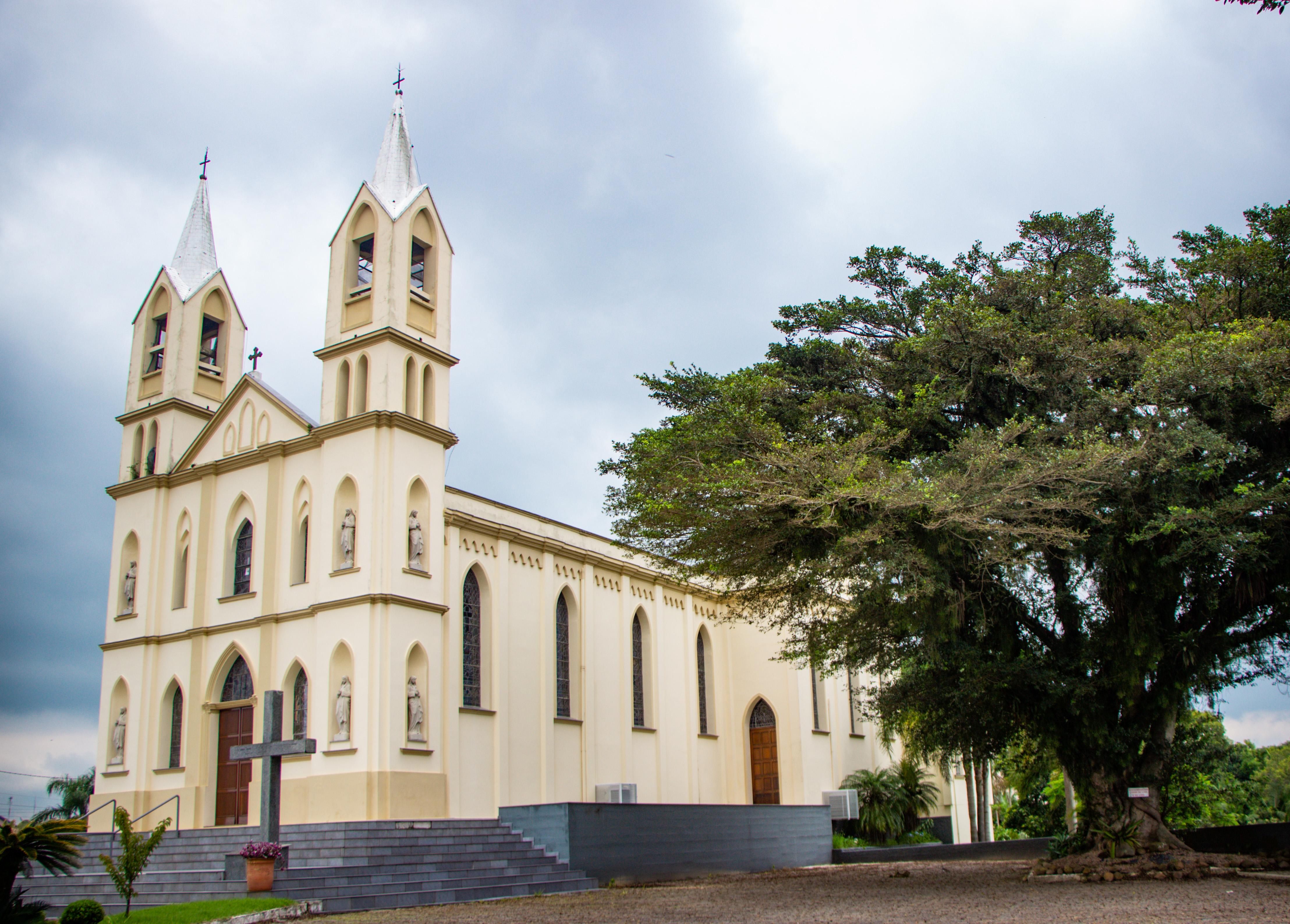 MELEIRO, Paróquia Nossa Senhora da Glória